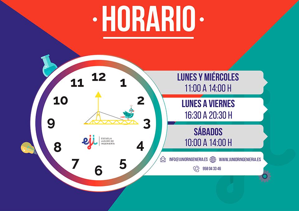 Horario 2019