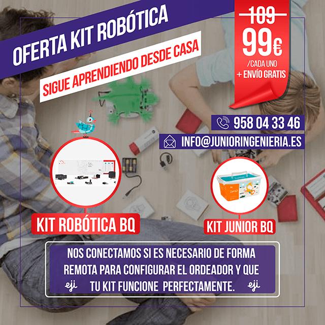Promo Kit Robótica