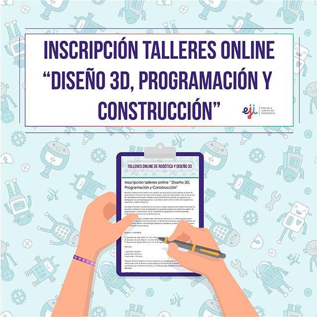 Post Formularios Talleres Online