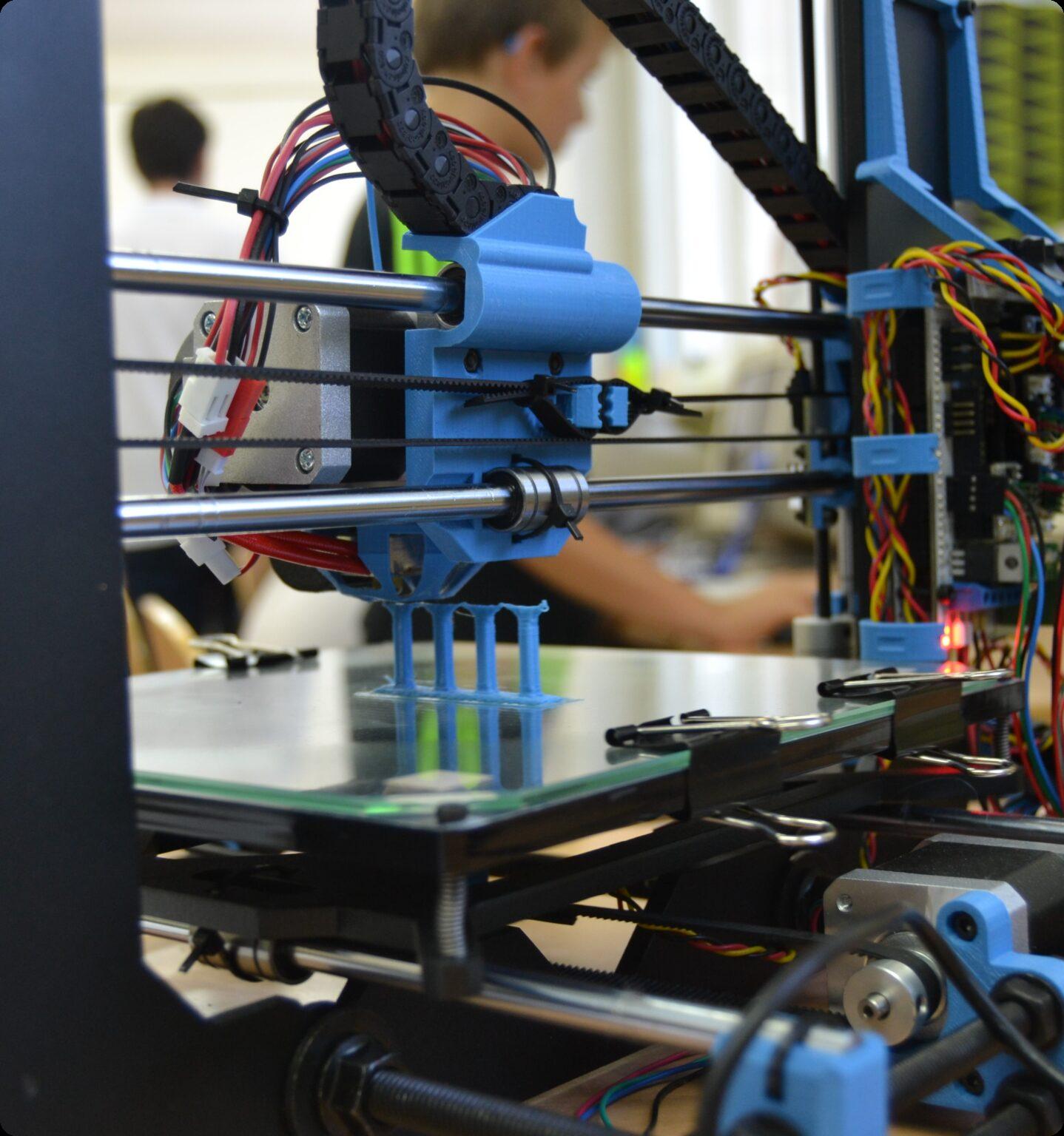 Impresión 3D para niños y niñas